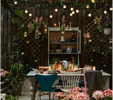 How to get your garden ready for post-lockdown entertaining
