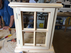 Handmade window