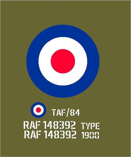 RAF JEEP KIT (GPW / MB / M201)