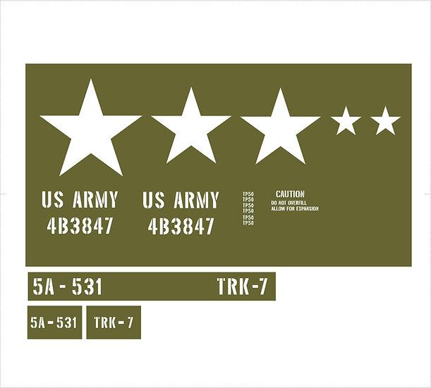 US M35 (REO) KIT