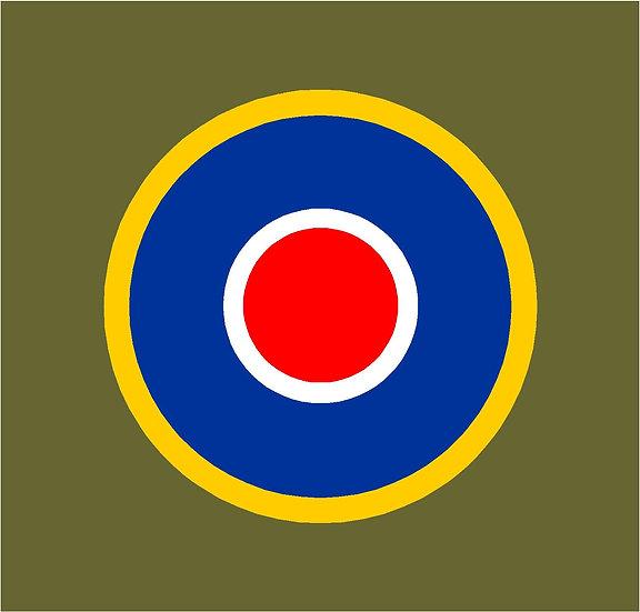 RAF ROUNDEL TYPE C