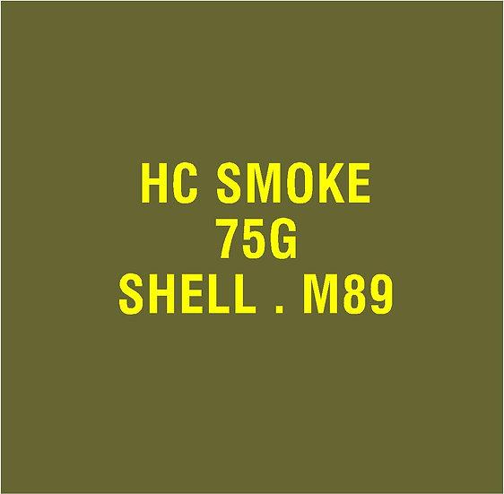US 75mm M89 Smoke  Stencil