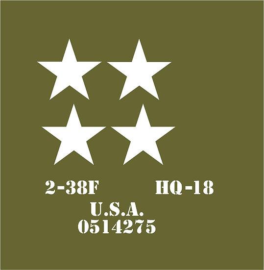 US BEN HUR (G518) TRAILER KIT