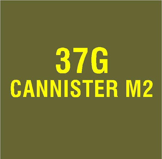 US 37mm Cannister Stencils
