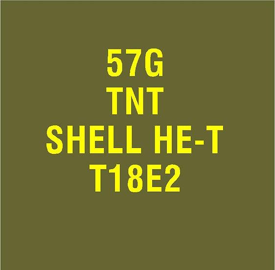 US 57mm T18E2 HE Stencil