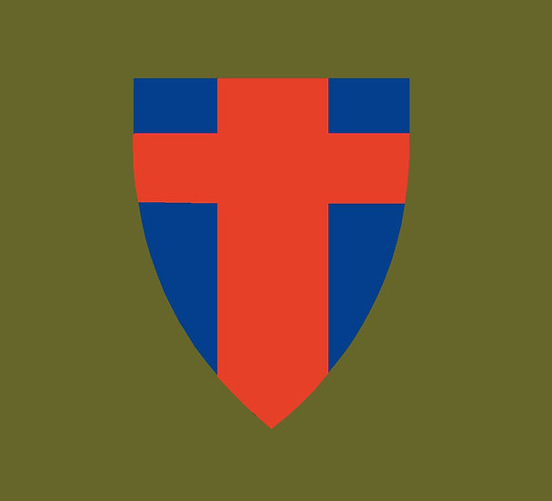8TH INFANTRY DIVISION  MARKINGS