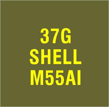 US 37mm M51A1 Stencil