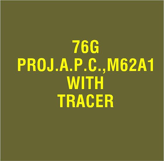 US 76mm M62A1  Stencil