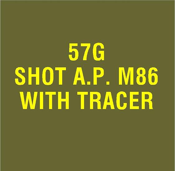 US 57mm M86 AP Stencil