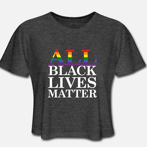 IN STOCK/ON SALE (1) LARGE ALL Black Lives Matter T-shirt