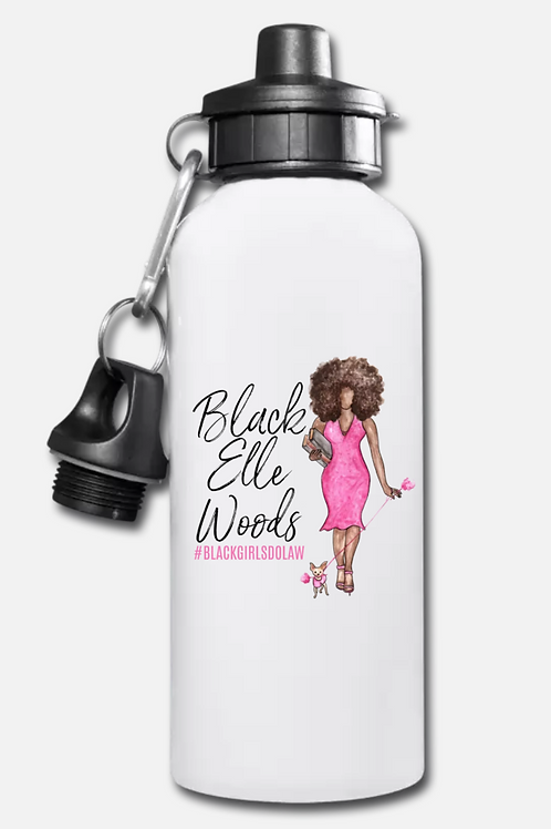 BLACK Elle Woods Water Bottle