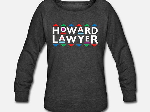 Howard Lawyer Wideneck Crewneck