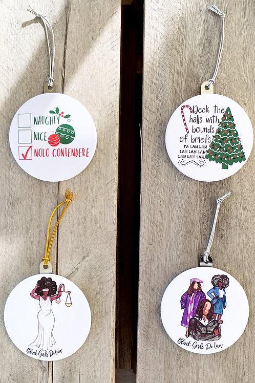 BGDL Christmas Ornament