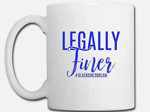 Legally Finer Coffee Mug