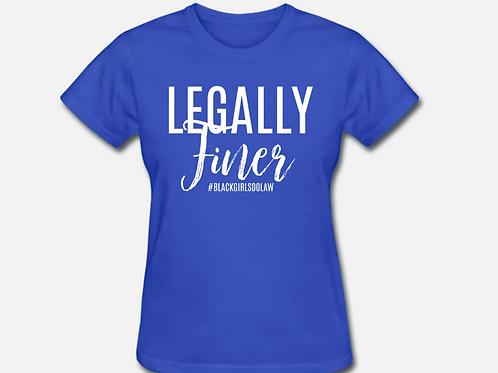 Legally Finer ZETA T-Shirt