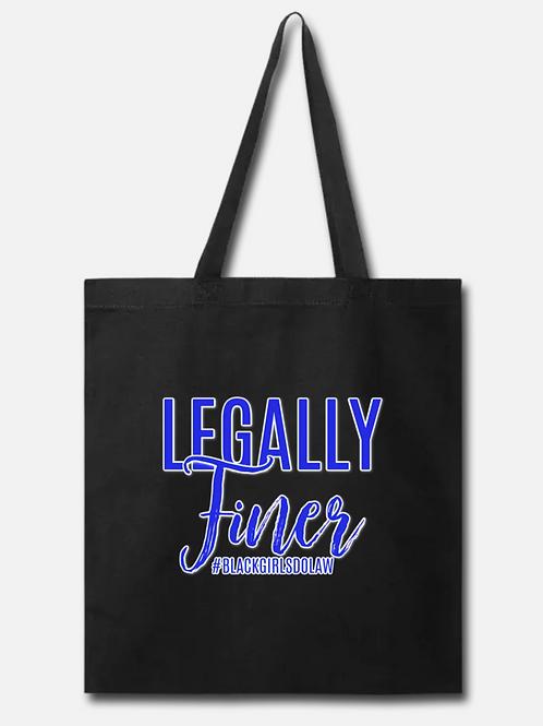 Legally Finer Tote
