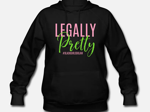Legally Pretty Hoodie