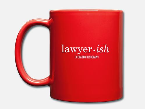 Lawyer•ish Coffee Mug