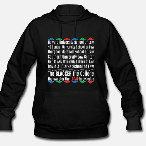 SMALL Legal Knowledge Hoodie