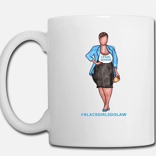 Legal Queen Coffee Mug