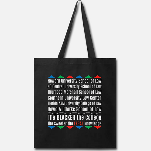 LEGAL KnowledgeCotton Tote