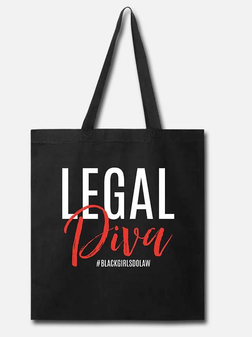 Legal Diva/Legally Devastating Tote
