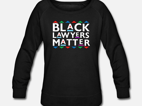 Black Lawyers Matter Crewneck