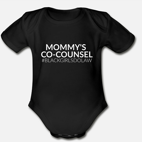 Co-Counsel Short Sleeve Onesie