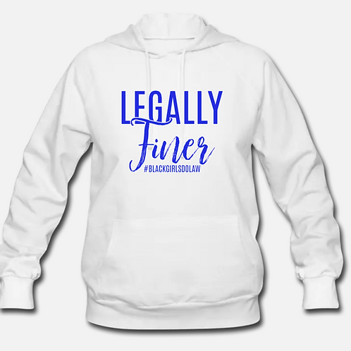 Legally Finer Hoodie