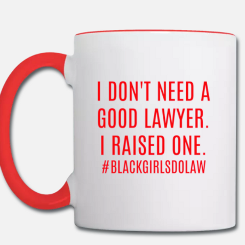 Good Lawyer Coffee Mug