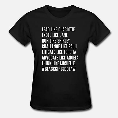 BGDL HERstory T-Shirt