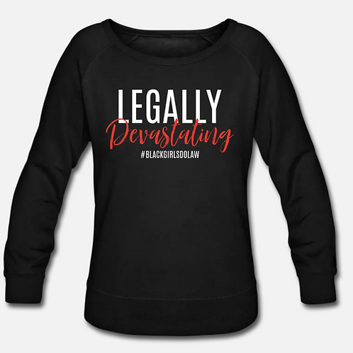 Legally Devastating Crewneck Sweatshirt