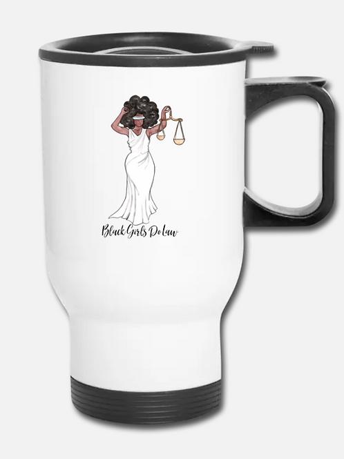 QUEEN Justice Travel Mug