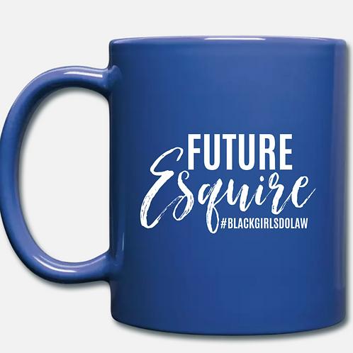 Future Esquire Coffee Mug