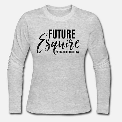 Future Esquire Long Sleeve Shirt