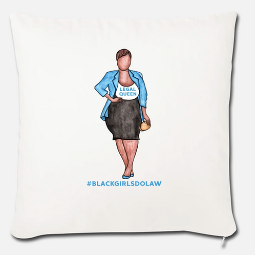 Legal Queen Pillow Case