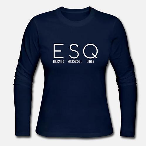 ESQ Long Sleeve Shirt