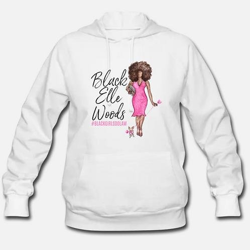 Black Elle Woods Hoodie