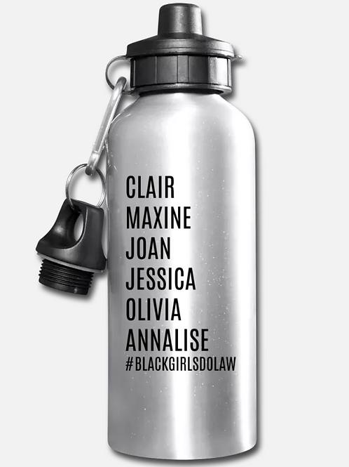 Phenomenal TV Lawyers Water Bottle