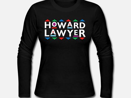 Howard Lawyer Long Sleeve Shirt