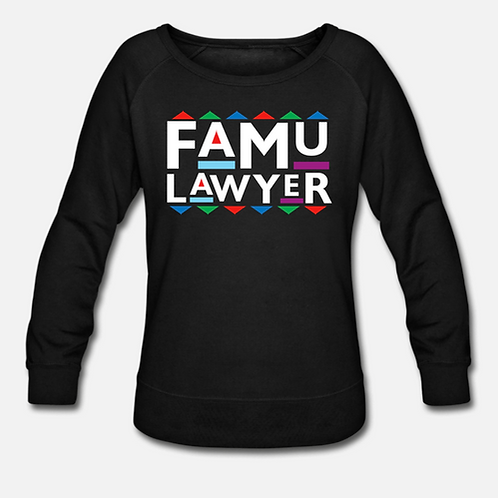 FAMU Lawyer Crewneck