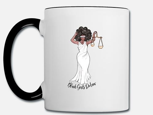 IN STOCK/ON SALE (1) QUEEN Justice Coffee Mug