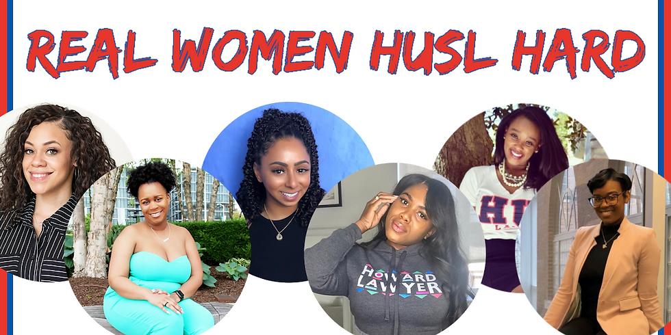 Real Women HUSL Hard Webinar
