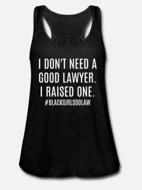 Good Lawyer Tank Top