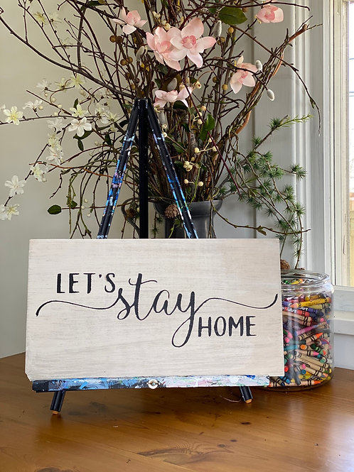 Small Home Signs ~ DIY-TO-GO KIT!