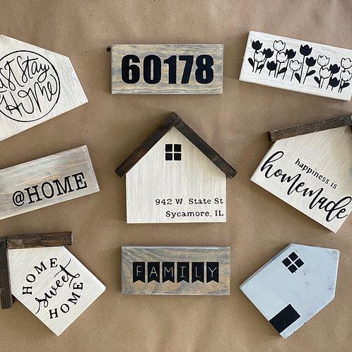 Mini Home ~ DIY-TO-GO KITS!