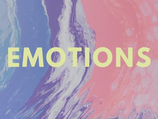 🌈 EMOTIONS 🌈 Your Barometer