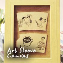 Art SLEEVE CANVAS