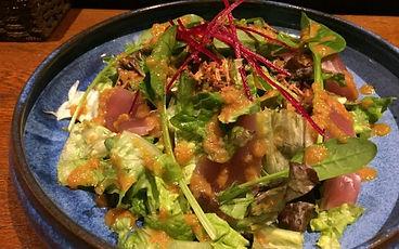 三浦マグロのガーリックサラダ.jpg