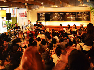 Rickie-G Live 1st at LATTE GRAPHIC